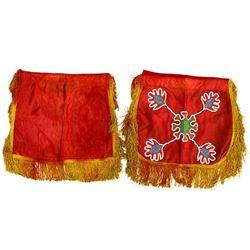Vintage Native American Beaded Breechcloth