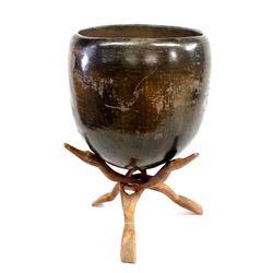 Native American San Juan Pottery Bowl