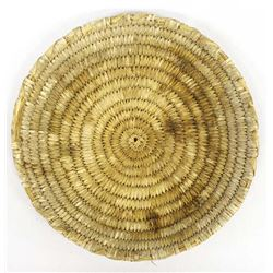 Vintage Native American Hopi Basketry Tray