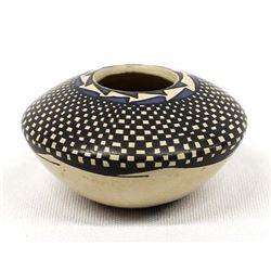 Miniature Mata Ortiz Eye Dazzler Seed Jar