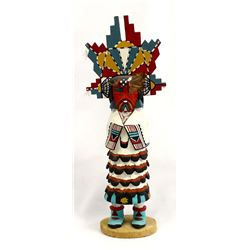 Native American Hopi Hemis Kachina