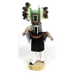 Native American Hopi Crow Mother Kachina
