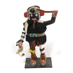 Vintage Native American Hopi Ogre Kachina