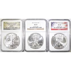 3 2013 ASE NGC MS-70- 1 EARLY RELEASE