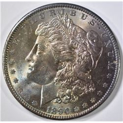 1890 MORGAN DOLLAR  CH/GEM UNC