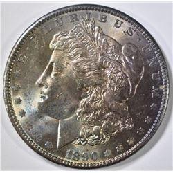 1890 MORGAN DOLLAR  CH/GEM UNC