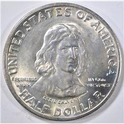 1934 MARYLAND COMMEM HALF DOLLAR  CH/GEM BU