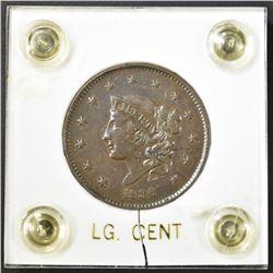 1836 LARGE CENT AU