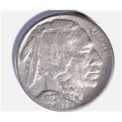 1923-S BUFFALO NICKEL, XF