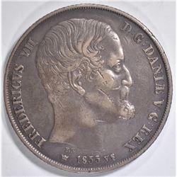 1855 DENMARK 2 RD XF