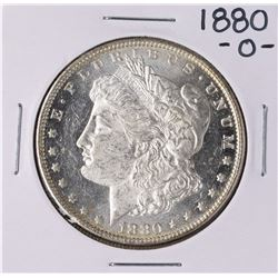 1880-O $1 Morgan Silver Dollar Coin