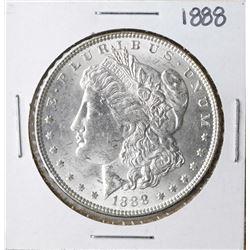1888 $1 Morgan Silver Dollar Coin