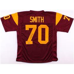 Tyron Smith Signed Jersey (Radtke COA)