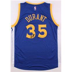 Kevin Durant Signed Warriors Adidas Swingman Jersey (Panini COA)