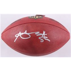 "Antonio Brown Signed ""The Duke"" NFL Game Ball (JSA COA)"