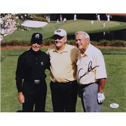 Arnold Palmer Signed 11x14 Photo (JSA Hologram)