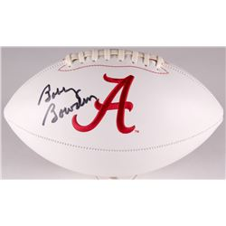 Bobby Bowden Signed Alabama Crimson Tide Logo Football (Radtke COA)