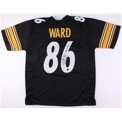 "Hines Ward Signed Jersey Inscribed ""SB XL MVP"" (Radtke COA)"