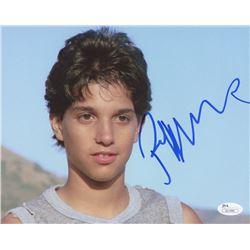 "Ralph Macchio Signed ""The Karate Kid""  8x10 Photo (JSA COA)"