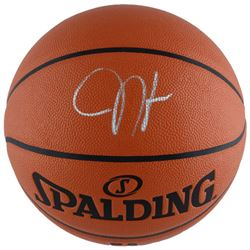 James Harden Signed Spalding Basketball (Fanatics)