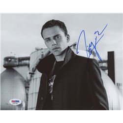 Logic Signed 8x10 Photo (PSA COA)