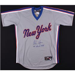 "Nolan Ryan Signed Jersey Inscribed ""1969 Miracle Mets"" (JSA COA)"