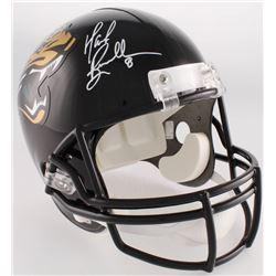 Mark Brunell Signed Jaguars Full-Size Helmet (Radtke COA)