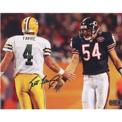 Brett Favre Signed Packers 8x10 Photo (Radtke Favre COA)