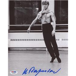 Mikhail Baryshnikov Signed 8x10 Photo (PSA COA)