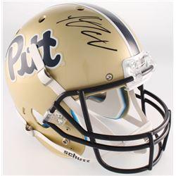 LeSean McCoy Signed Pittsburgh Panthers Full-Size Helmet (Radtke COA)