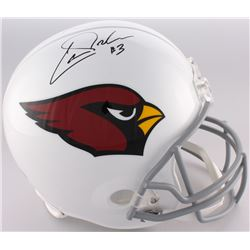 Carson Palmer Signed Cardinals Full-Size Helmet (Radtke COA)
