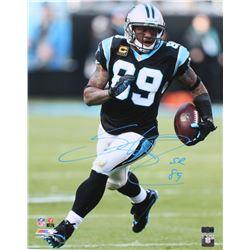 Steve Smith Sr. Signed Panthers 16x20 Photo (Radtke COA)