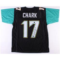 DJ Chark Signed Jersey (Radtke COA  Chark Hologram)
