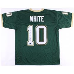Roddy White Signed Jersey (Radtke COA)