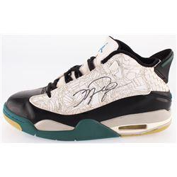 Michael Jordan Signed Air Jordan Dub-Zero Basketball Shoe (JSA ALOA)