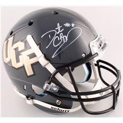 Dante Culpepper Signed Central Florida Knights Full-Size Helmet (Radtke COA)
