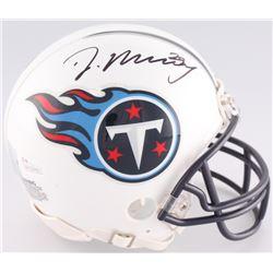DeMarco Murray Signed Tennessee Titans Mini-Helmet (JSA COA)