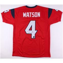 Deshaun Watson Signed Jersey (Beckett COA)