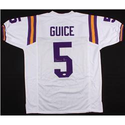 Derrius Guice Signed Jersey (JSA COA)