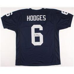 Gerald Hodges Signed Jersey (JSA COA)