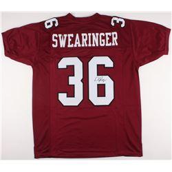 D. J. Swearinger Signed Jersey (JSA COA)