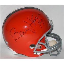 Bernie Kosar Signed Browns Full-Size Helmet (Radtke COA)