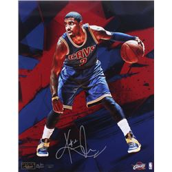 Kyrie Irving Signed Cavaliers 16x20 Limited Edition Photo (Panini COA)