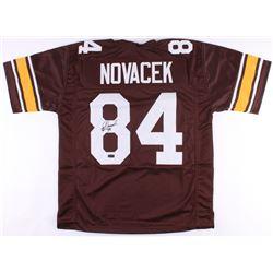Jay Novacek Signed Jersey (JSA COA  Radtke COA)