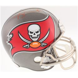 Jameis Winston Signed Buccaneers Full-Size Helmet (Steiner Hologram)