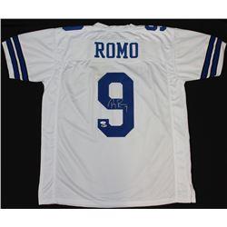 Tony Romo Signed Jersey (Beckett COA)