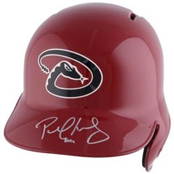 Paul Goldschmidt Signed Diamondbacks Full-Size Batting Helmet (Fanatics Hologram)