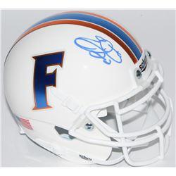 Emmitt Smith Signed Florida Gators Mini Helmet (Prova Hologram)