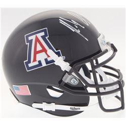 Rob Gronkowski Signed Arizona Wildcats Mini Helmet (Radtke COA)