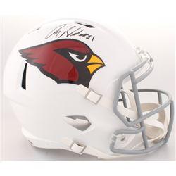 Anquan Boldin Signed Cardinals Full-Size Speed Helmet (Beckett COA)